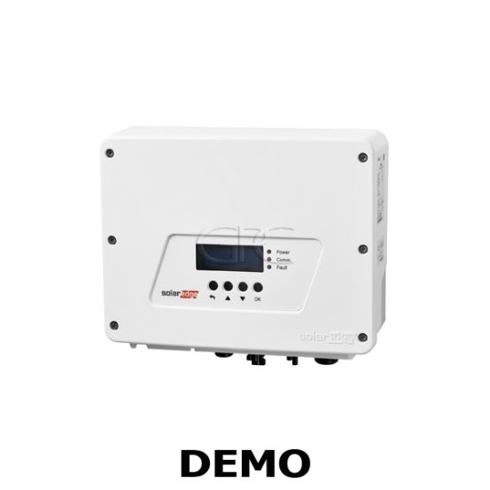SolarEdge DEMO HD Single Phase Inverter 5605 img