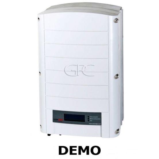 SolarEdge DEMO Three Phase Inverter 5606 img