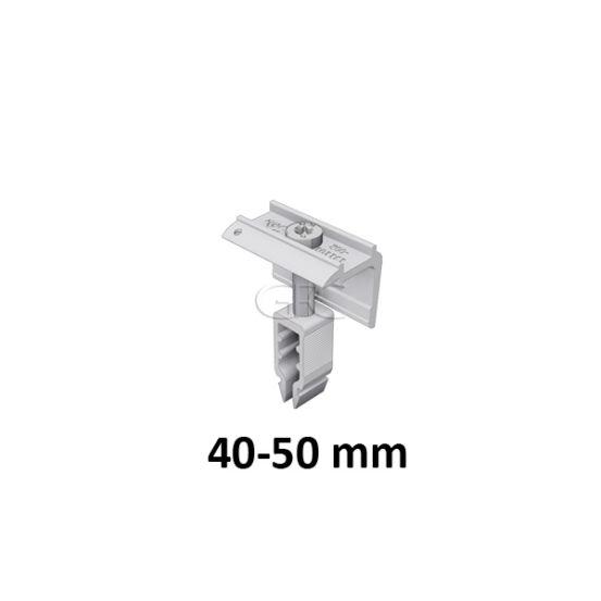 Schletter Eindklem Rapid16 Alu Module 40-50mm 6227 img