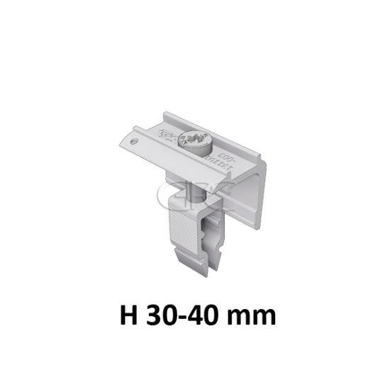 Schletter Eindklem Rapid16 H Alu Module 30-40mm 6228 img