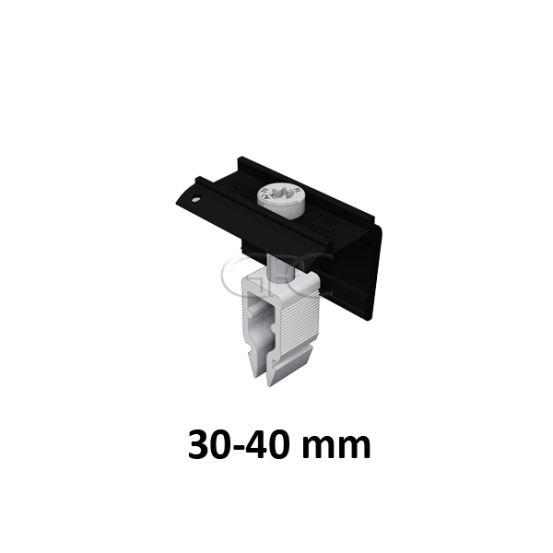 Schletter Eindklem Rapid16 Black Module 30-40mm 6229 img