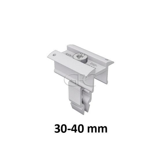 Schletter Koppelklem Rapid16 Alu Module 30-40mm 6232 img