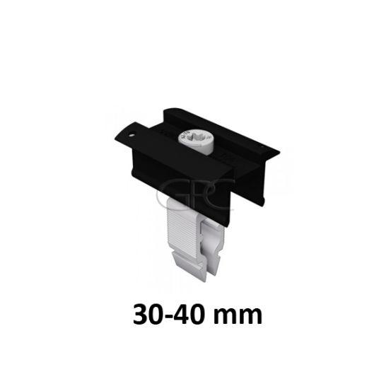 Schletter Koppelklem Rapid16 Black Module 30-40mm 6234 img