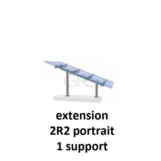 Schletter PvMax Energy-Kit Uitbreidingssteun 6222 img