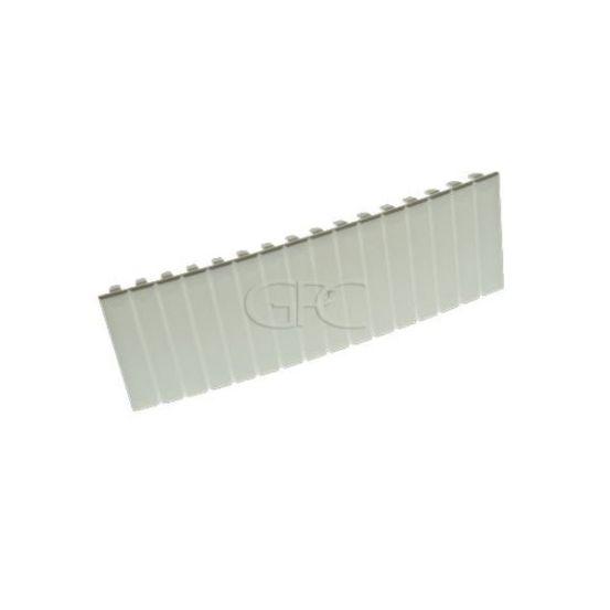 Teco CONEXBOX Modulaire Afdekstrip 16 halve modules - MDC00S10 3785 img