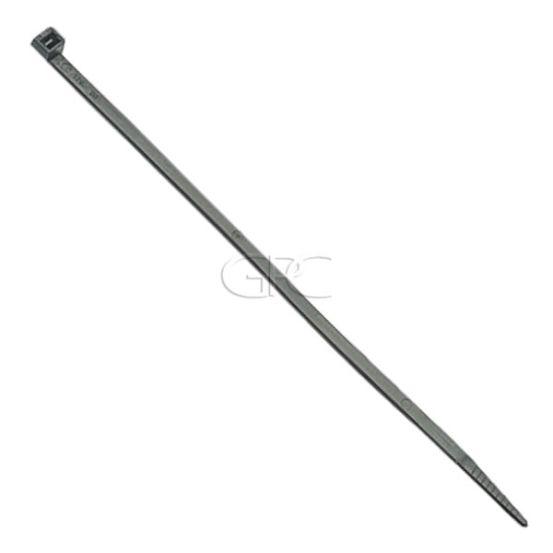 5314 ELEMATIC Kabelbinder zwart 3,5*200mm ø50mm max. 130N (100) 3133 img