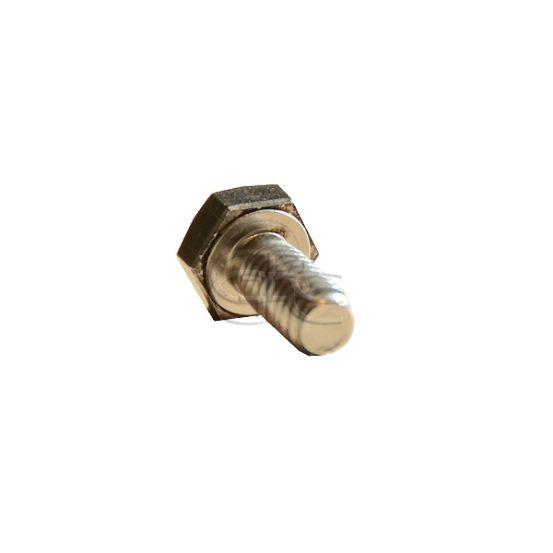GPC Zeskantbout DIN 933 A2 M6*80 (100) 3438 img