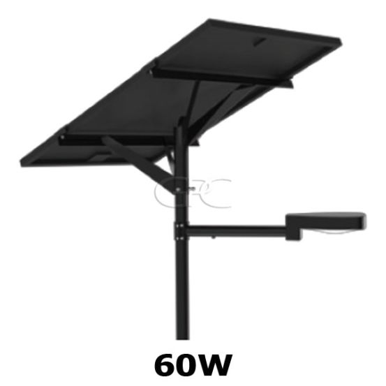 BISOL SSL30 60W LED Solar StreetLight 6043 img