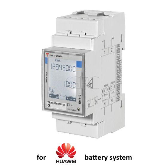 Carlo Gavazzi EM112 (EM112DINAV01XS1X08) Energy Analyzer monofasig voor Huawei  6483 img