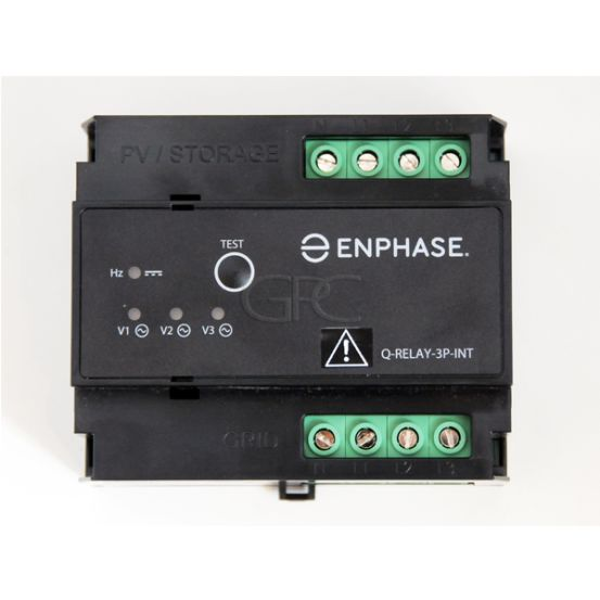 Enphase Q-RELAY-3P-INT Q-Relay Driefasig 6427 img