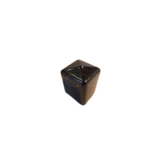 GPC Eindkap aluprofiel zwart 6413 img