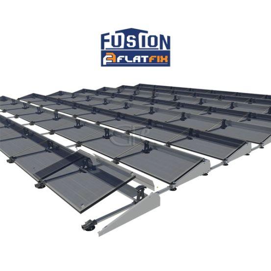 FlatFix Fusion Winddeflector Achter 2000 Black 10026 img