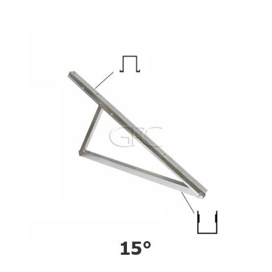 Schletter Driehoeksteun Light U07 1.5M - 15° 10033 img