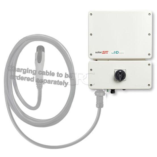 SolarEdge SE5000H EV-C - 20 jaar garantie 10070 img