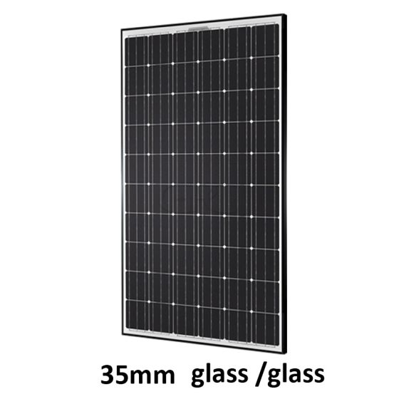 BAUER BS-310-6MBB5-GG 310Wp Bifacial Glas/Glas 35mm frame 10133 img