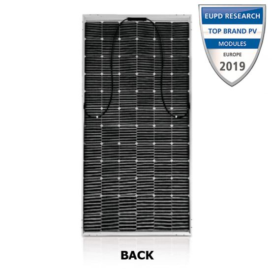 LG 400N2T-J5 NeON 2 Bifacial Transparant Silver Frame BACK 10136 img