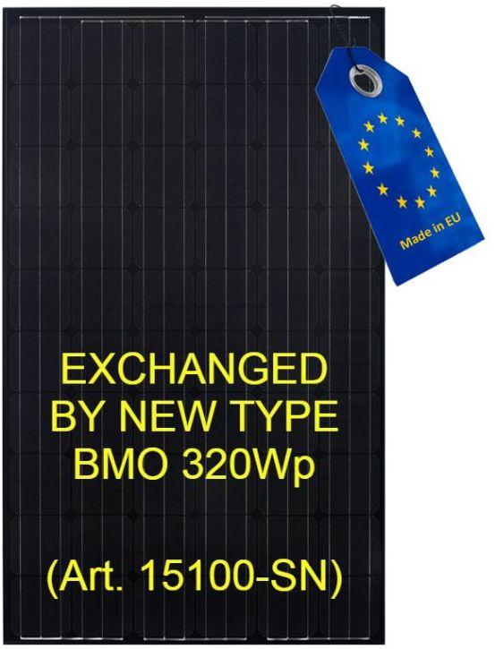 BISOL Premium BMO 310Wp FullBlack Mono 10091 img