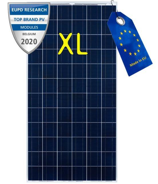 BISOL XL Premium BXU 340Wp Silver Poly 10096 img