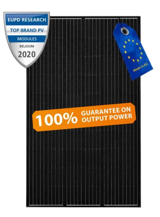 BISOL Supreme BMO 320Wp FullBlack Mono 10201 img