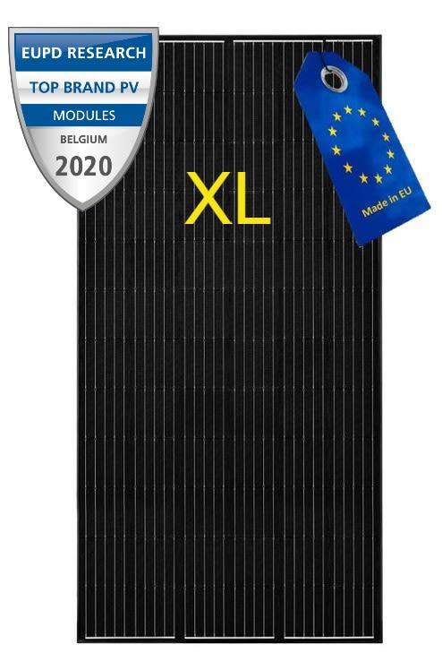 BISOL XL Premium BXO 390Wp Fullblack Mono 10169 img