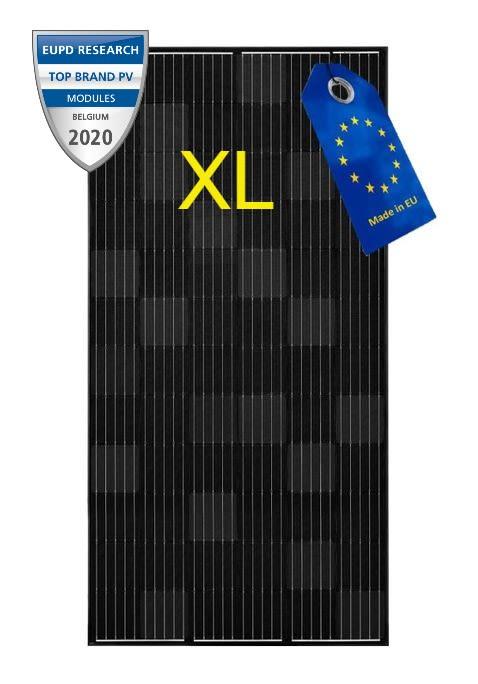 BISOL XL Project BXO 390Wp Fullblack Mono 10170 img