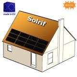 BISOL BIPV Solrif BSO 3960Wp 3R4 Mono Fullblack set of solar modules img
