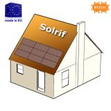 BISOL BIPV Solrif BSO 2610Wc 3R3 CG Red modules solaires img