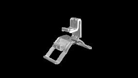 ClickFit EVO – Crochet de montage pour tôle ondulée img