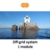 BISOL XS Off-Grid Systeem BMO 330Wp Silver Mono img