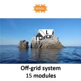 BISOL L Off-Grid Systeem BMO 4950Wp Silver Mono img