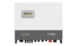 Solis 3P 6kW RHI Hybrid HV - 5 jaar fabrieksgarantie img