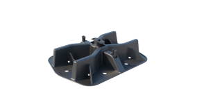 FlatFix Wave Roof Support (Extra) img