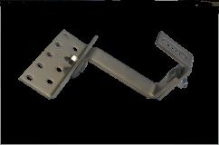G-fix Crochet de Toit en Tuiles - Réglable en H & L A2 img