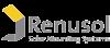 Renusol Console+ 15° (incl. bevestigingsmateriaal)