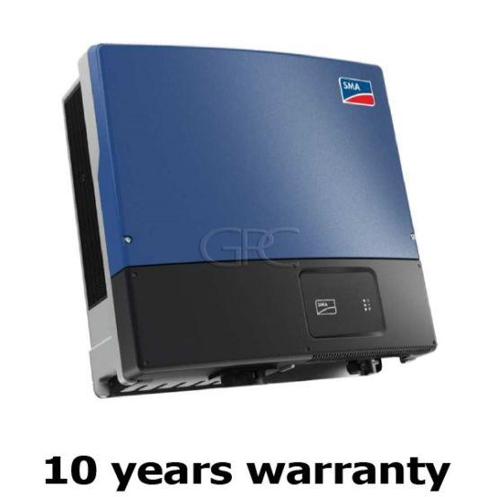 SMA Sunny Tripower 25000TL-30 - 10 jaar waarborg 4269 img