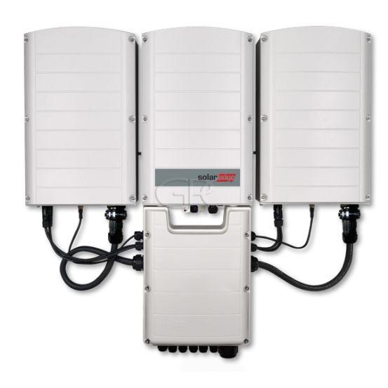 SolarEdge SE82.8k Inclusief 2 secundaire units - 12 jaar waarborg 6406 img