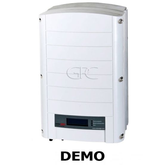 SolarEdge DEMO Three Phase Inverter 5606 img
