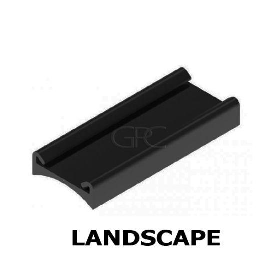 ClickFit EVO - Adapterprofiel Staaldak naar Golfplaat - Landscape 6393 img