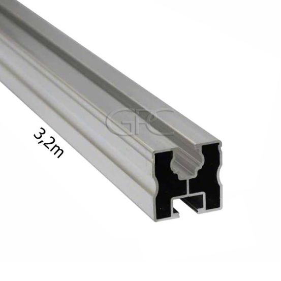 G-fix Aluprofiel 05 - Kort (3200*40*40mm) 1620 img