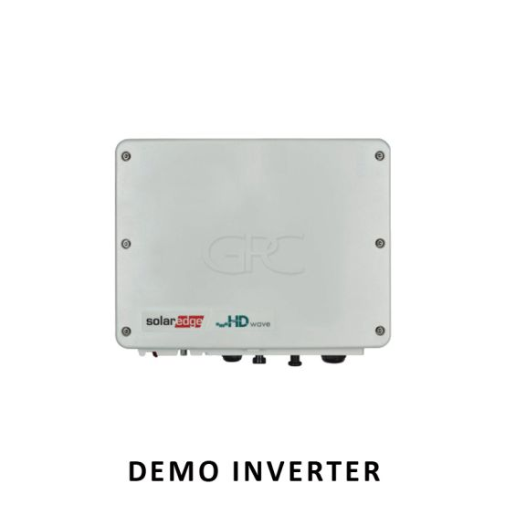 Demo omvormer SolarEdge HD Serie 5605 img