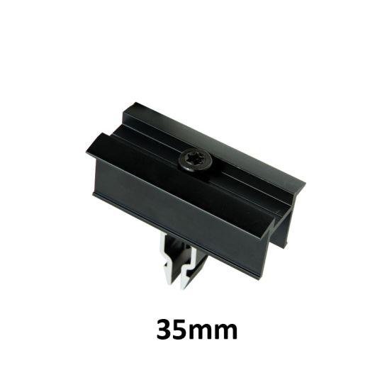 G-fix Koppelklem 35mm Black 10040 img