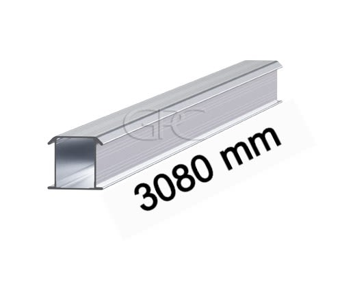 ClickFit EVO - Montagerail 3080mm 10239 img