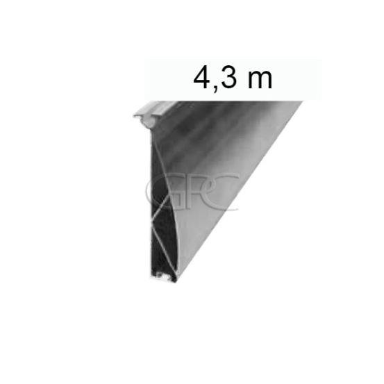 Schletter Aluprofiel FixZ15 System18 TOP (4300mm) 1673 img