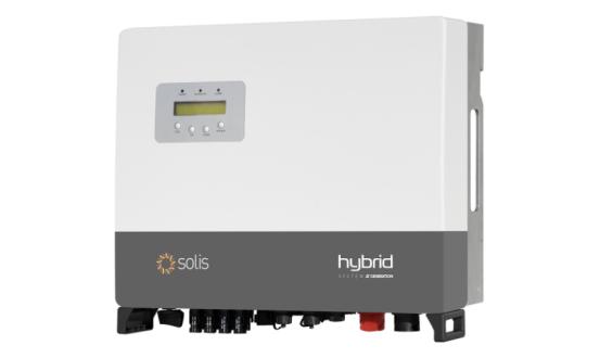 Solis 3P 6kW RHI Hybrid HV 10326 img