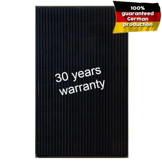 SOLUXTEC DM FS Pure Glass 330Wp Mono FullBlack 10281 img