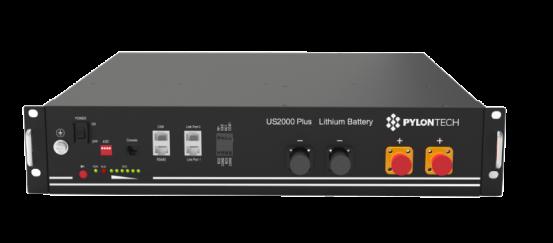 Pylontech US2000C Lithium Battery 10405 img