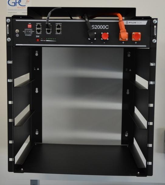 G-Stor Batterijbeugel Rackmount 10363 img