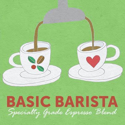 basic barista 2016