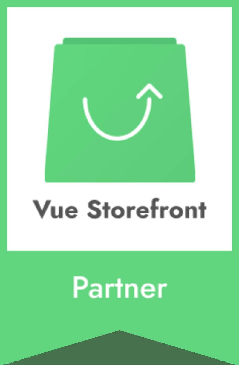 GPMD - Vue Storefront PWA Partner