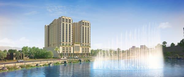 Lotus Lake Towers